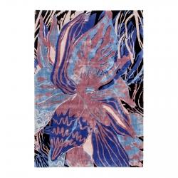 Karpeta Psychedelic flower Alfombra