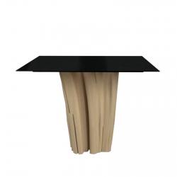 Square table Gervasoni Brick 32