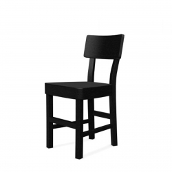 Chair Gervasoni Black 123