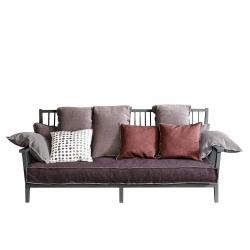 3-Sitzer-Sofa Gervasoni Gray 03