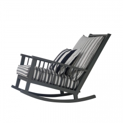 Rocking Chair Gervasoni Gray 09