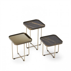 Tavolino Cattelan Benny Keramik