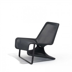 Lounge Chair Desalto Aria 565