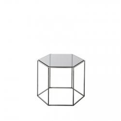 Top Crystal Coffee Table Desalto Hexagon