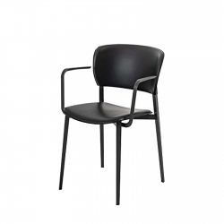 Chair with Armrests Desalto Ply 719