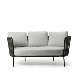 Sofa Vermobil Desiree Rope Black