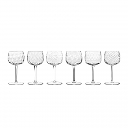 Set of 6 Goblets Covo Bei