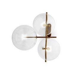 Wall lamp Gallotti&Radice Bolle Aria