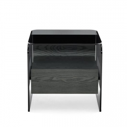 Bedside table Gallotti&Radice Holly