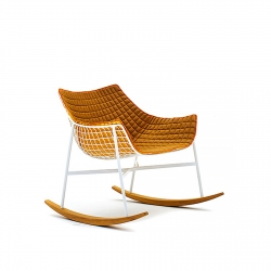 Rocking Armchair Varaschin Summer Set