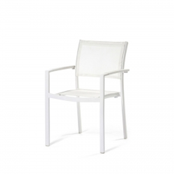 Chair with Armrests Varaschin Victor