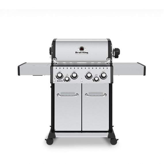 Gas barbecue Broil King Baron S 490 Led