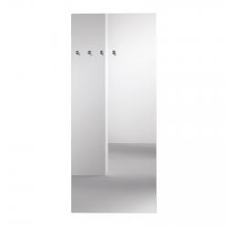 Mirror Coat Hanger Minottiitalia Chiodo Fisso