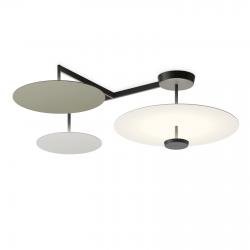 Lámpara de techo Vibia Flat