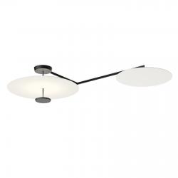 Lámpara de techo Vibia Flat 5910-5924