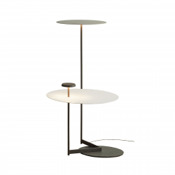 Lámpara de suspensión Vibia Flat 5945