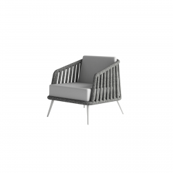 Lounge armchair Litus 10Deka
