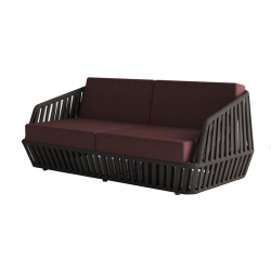 2 seater sofa Litus 10Deka