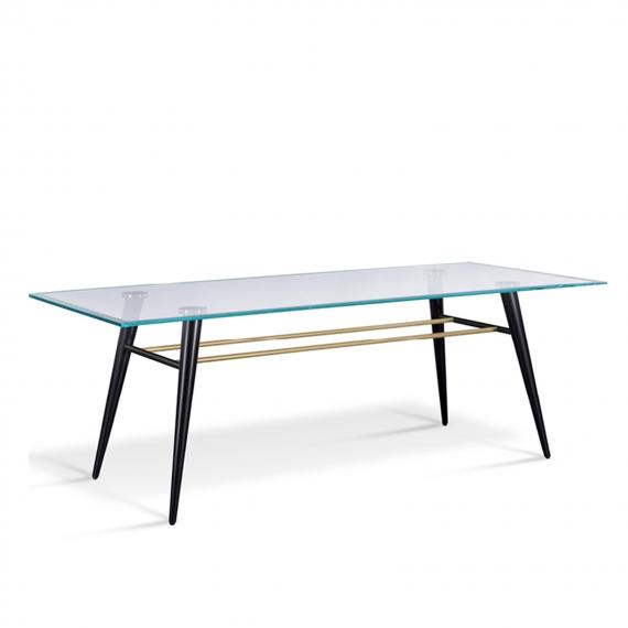 Table Alma Design Magenta
