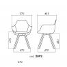 Armchair Alma Design Y Armchair