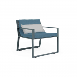 Armchair with armrests GandiaBlasco Blau