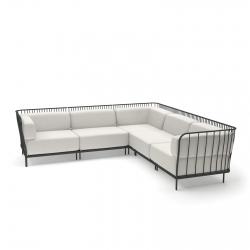 Corner Sofa Emu Cannolè