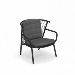 Low back armchair Emu Nef