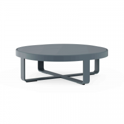 Round coffee table GandiaBlaso Flat