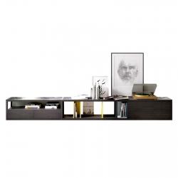 Bookcase / TV cabinet Treku Kai K11