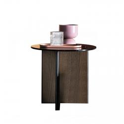 Round coffee table Ditre Italia Polyura