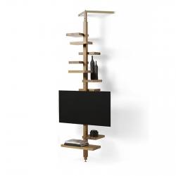 TV stand shelf Mogg Adelaide Wood