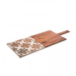 KnIndustrie Chopping board / Centerpiece Glocal In/Taglio 1