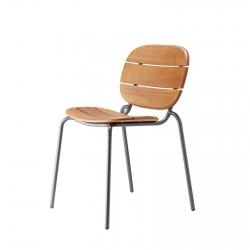 Chair SCAB Design Si-si Wood
