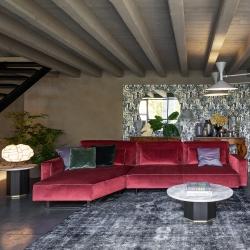 Sofa with Chaise longue Flexteam Island