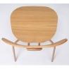 Wooden chair Ondarreta Hari
