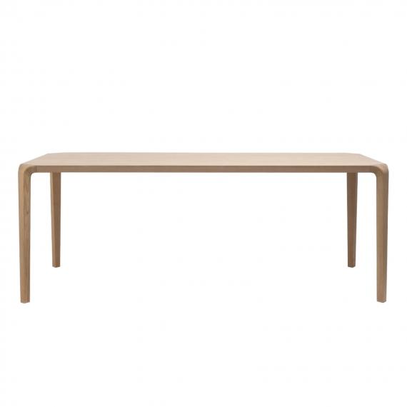 Wooden table Ondarreta Silu