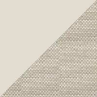 Struttura Warmwhite/Tessuto Nature White