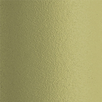 Galvanized painted - lime green steel - VV