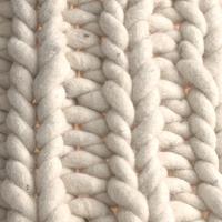 Wool - LYBI - White