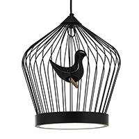 Twee T. Small - Painted Metal - VCNE - Black