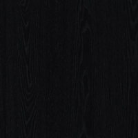 fr73 - Matt Black Open Pore Lacquered Ash