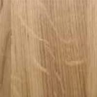 Solid wood - Brushed natural oak