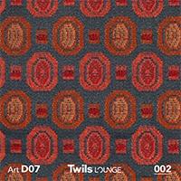 Fabric cat. C Art. D07 - 002