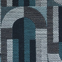 Fabric - Cat. Extra - Bauhaus peacock 007
