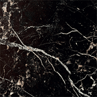 Marquina marble top